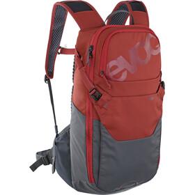 EVOC Ride 12 Backpack 12l + 2l Bladder, rojo/gris